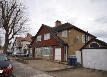 Thumbnail 4 bed semi-detached house to rent in Neeld Crescent, London
