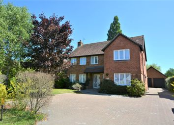 5 bed detached house for sale in The Street, Eversley, Hook RG27