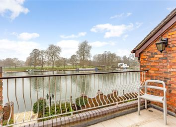 Thumbnail 3 bed semi-detached house for sale in Rivermead Court, Marlow Bridge Lane, Marlow, Buckinghamshire