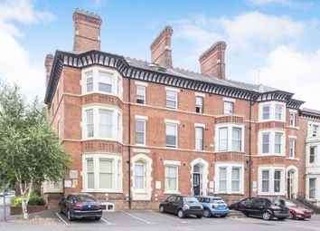 Thumbnail 1 bed flat for sale in Flat 5, 26 De Montfort Street, Leicester, Leicestershire
