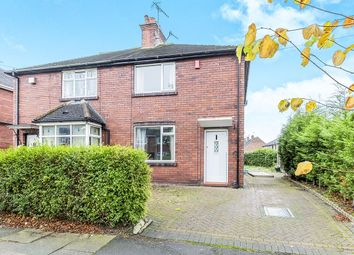 Thumbnail 2 bed semi-detached house for sale in Haslemere Avenue, Milton, Stoke-On-Trent