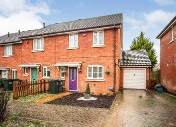 3 bed end terrace house for sale in Vespasian Way, Kingsnorth, Ashford TN23