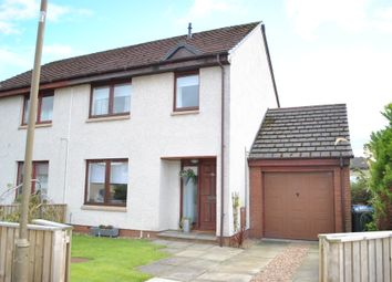 Thumbnail 3 bed semi-detached house for sale in Doon Walk, Craigshill, Livingston
