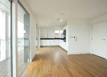 Thumbnail 3 bed flat for sale in Sledge Tower, Dalston Square, London