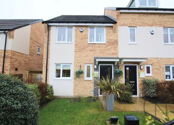 Thumbnail 3 bed semi-detached house for sale in Oldwood Close, Newton Aycliffe