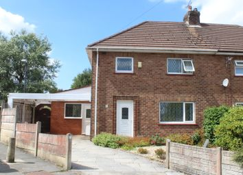 Thumbnail 3 bed detached house for sale in Elm Grove, Skelmersdale
