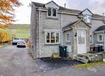 Thumbnail 2 bed end terrace house for sale in Burlow Road, Harpur Hill, Buxton