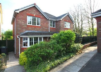 Thumbnail 4 bedroom detached house for sale in Cowdery Heights, Old Basing, Basingstoke