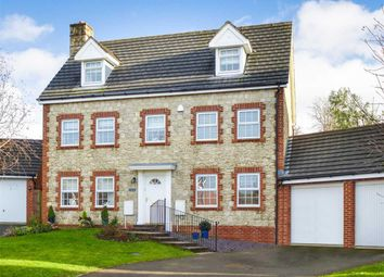 Thumbnail 5 bed detached house for sale in Buckle Wood, Bayfield, Chepstow