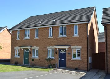 Thumbnail 3 bedroom semi-detached house for sale in Maes Ifor, Taffs Well, Cardiff