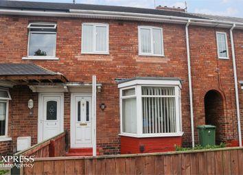 Thumbnail 3 bed terraced house for sale in Bedford Terrace, Billingham, Durham