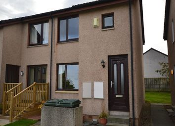 Thumbnail 1 bed flat to rent in Hilton Crescent, Inverness