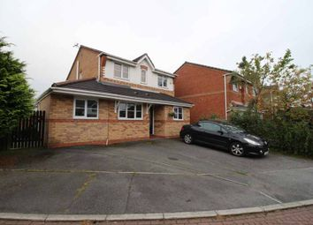 Thumbnail 4 bed detached house for sale in Lords Crescent, Darwen, Lancashire