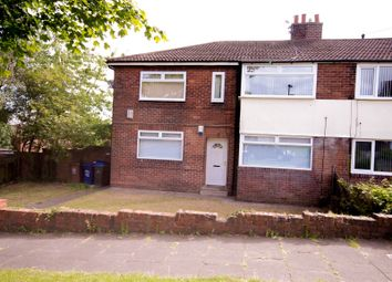 Thumbnail 2 bed flat to rent in Ridsdale Avenue, West Denton, Newcastle Upon Tyne