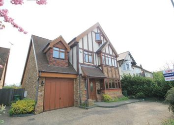 Thumbnail 5 bed detached house to rent in Hayes Lane, Hayes, Bromley