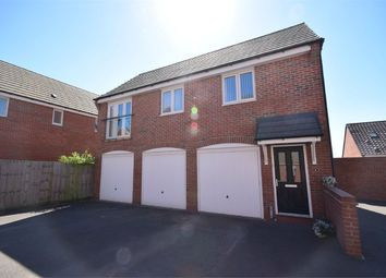 Thumbnail 2 bed detached house for sale in Cypress Road, Eden Park, Rugby, Warwickshire