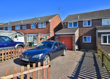Thumbnail 3 bed end terrace house for sale in Bideford Road, Newport, Glamorgan