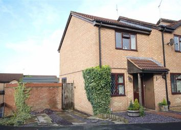 Thumbnail 2 bed end terrace house for sale in Basil Close, Woodhall Park, Swindon