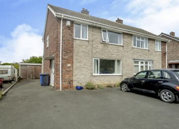Thumbnail 3 bedroom semi-detached house for sale in Sancroft Road, Spondon, Derby