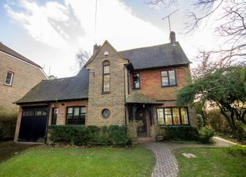 Thumbnail 3 bed detached house to rent in Coombe Hill Road, East Grinstead, West Sussex