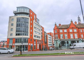 Thumbnail 1 bedroom flat for sale in Fleet Street, Birmingham