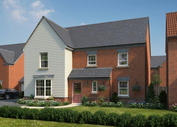 "Thumbnail 5 bed detached house for sale in ""Manning Special"" at Hollygate Lane, Cotgrave, Nottingham"
