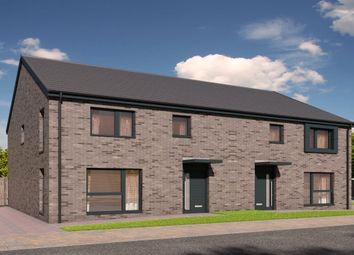 Thumbnail 3 bed semi-detached house for sale in Devongrange, Sauchie, Alloa