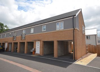 Thumbnail 2 bed flat to rent in Long Culvering, Cranbrook, Exeter