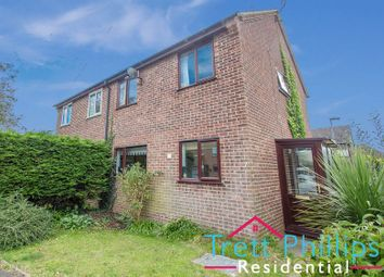 Thumbnail 3 bed terraced house to rent in Ellis Close, Stalham, Norwich