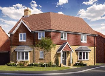 Thumbnail 4 bedroom detached house for sale in Acacia Gardens, Farnham, Surrey