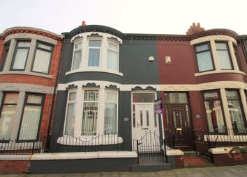 Thumbnail 3 bed terraced house for sale in Wenlock Road, Liverpool