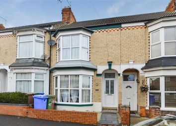 Thumbnail 3 bed terraced house for sale in Carlton Avenue, Hornsea, East Yorkshire