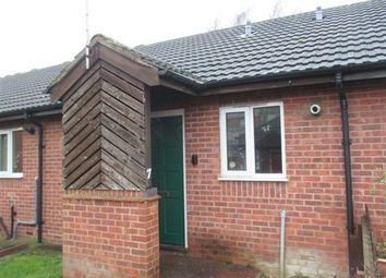 Thumbnail 2 bed bungalow to rent in Wroughton Court, Eastwood, Nottingham