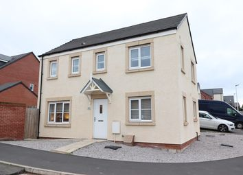 Thumbnail 3 bed detached house for sale in Speckled Wood Drive, Speckled Wood, Carlisle