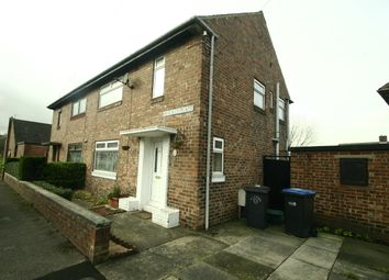 Thumbnail 2 bed semi-detached house to rent in Mcnally Place, Durham
