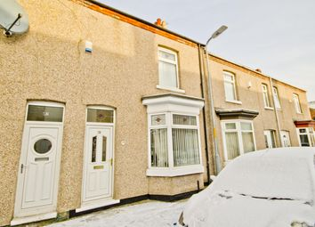 Thumbnail 2 bed terraced house for sale in Camelon Street, Thornaby, Stockton-On-Tees