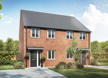 "Thumbnail 2 bed end terrace house for sale in ""The Tolkien"" at York Road, Hall Green, West Midlands, Birmingham"