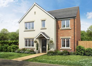 "Thumbnail 5 bed detached house for sale in ""The Corfe"" at Boston Road, Kirton, Boston"