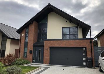 Thumbnail 5 bedroom detached house for sale in Quarry Hills Close, Lichfield, Staffordshire