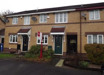 Thumbnail 2 bed terraced house for sale in Petrel Close, Adswood, Stockport, Greater Manchester