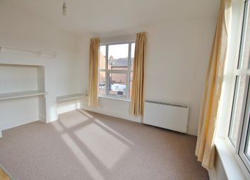 Thumbnail 1 bed flat to rent in Dannett Street, Leicester