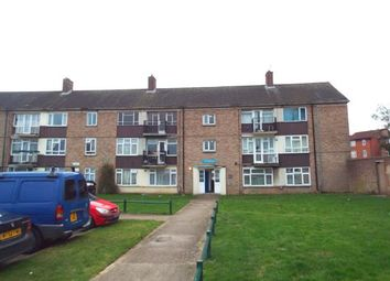 Thumbnail 2 bed flat for sale in Hoe Lane, Enfield, Hertfordshire