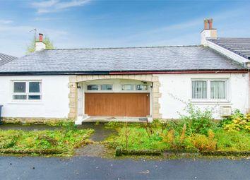 Thumbnail Terraced bungalow for sale in Phoenix Place, Elderslie, Johnstone, Renfrewshire