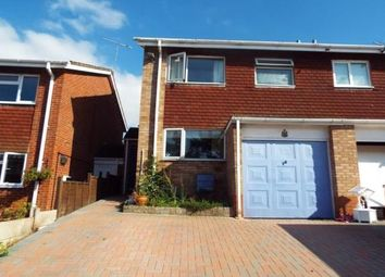 Thumbnail 3 bedroom property to rent in Milcote Close, Redditch