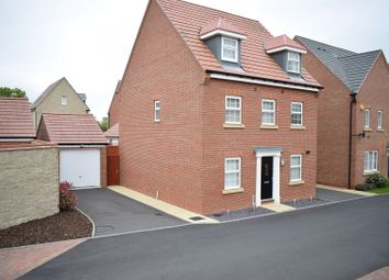 Thumbnail 5 bedroom detached house for sale in Dexters Grove, Hucknall