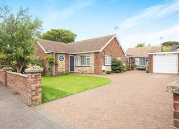 Thumbnail 4 bed detached bungalow for sale in Malthouse Close, Heacham, King's Lynn