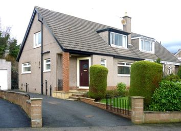 Thumbnail Semi-detached house for sale in Spencer Place, Kirkcaldy
