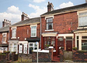 Thumbnail 2 bed terraced house for sale in Eaton Street, Hanley, Stoke-On-Trent