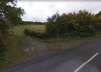 Hever Road, Edenbridge TN8. Land for sale