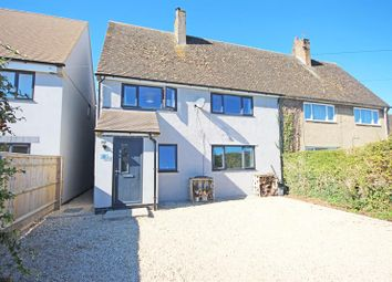 Thumbnail 3 bed semi-detached house for sale in Bowling Green Close, Bampton